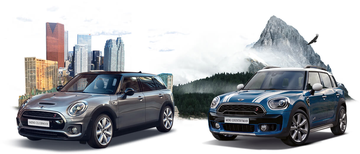 ALL4 All-Wheel Drive | MINI Oakville