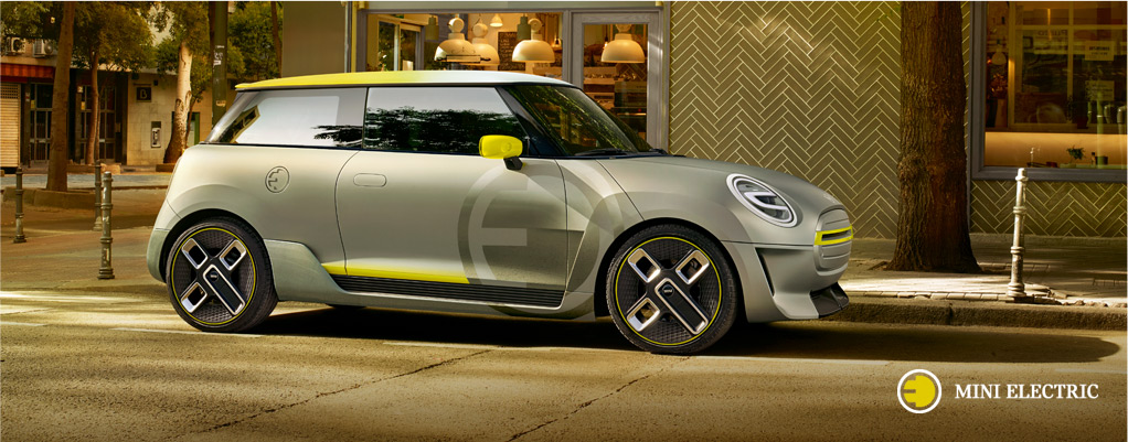 THE NEW MINI ELECTRIC CONCEPT.