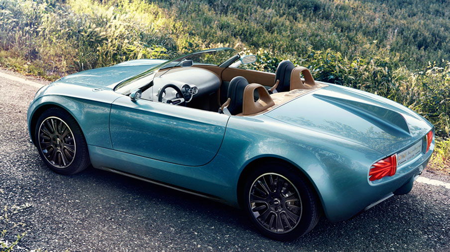 superleggera 1