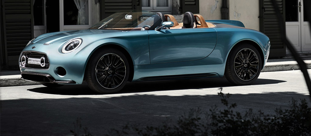 MINI SUPERLEGGERA™<br  class='hidden-xs' /> VISION.