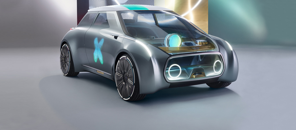 "THE MINI VISION <br class=""hidden-xs"" />NEXT 100."