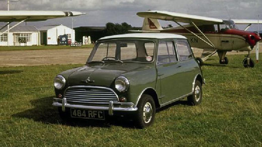 The Heritage Of Mini Mini Canada