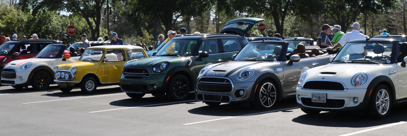 Discover Our Many Mini Owners Clubs Mini Canada