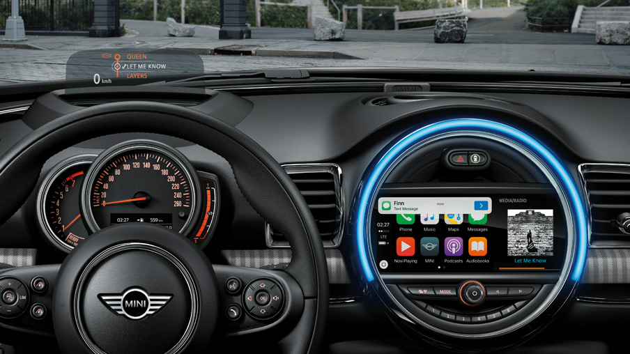 PRÉPARATION CARPLAY D'APPLE