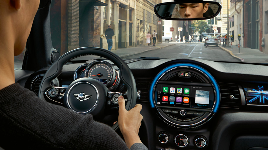 APPLE CARPLAY<sup>®</sup> PREPARATION