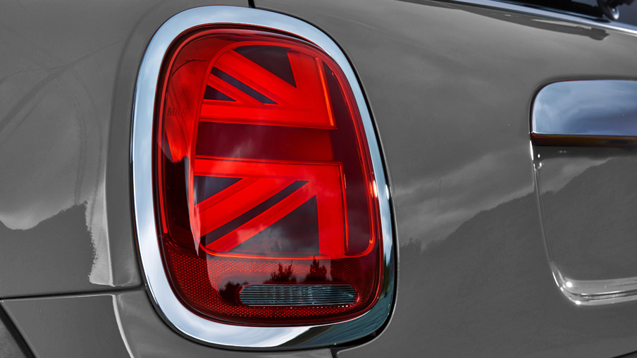 MINI UNION JACK LED TAILLIGHTS