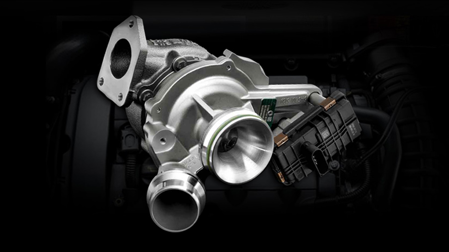 TWIN POWER TURBO ENGINES