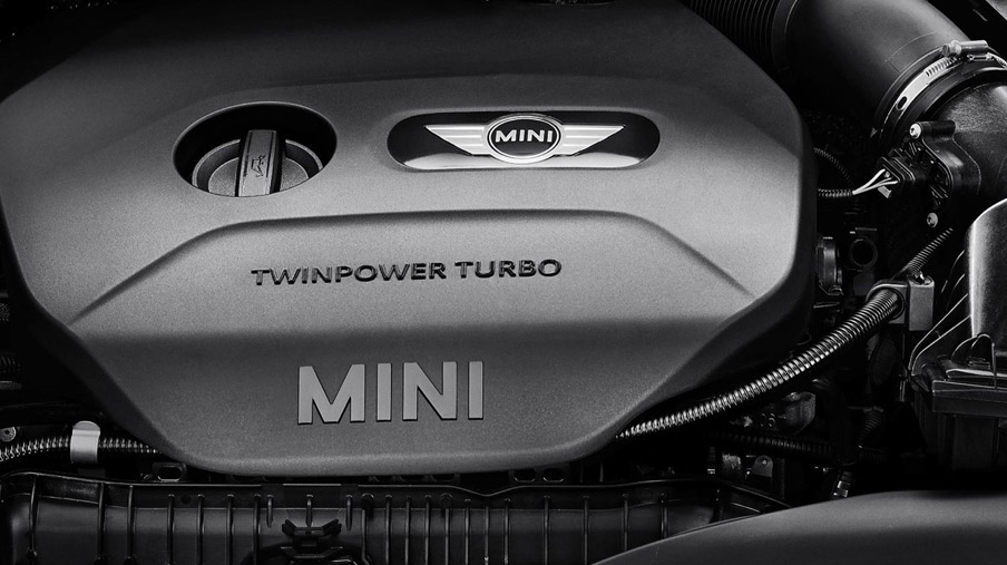 TWIN POWER TURBO ENGINE