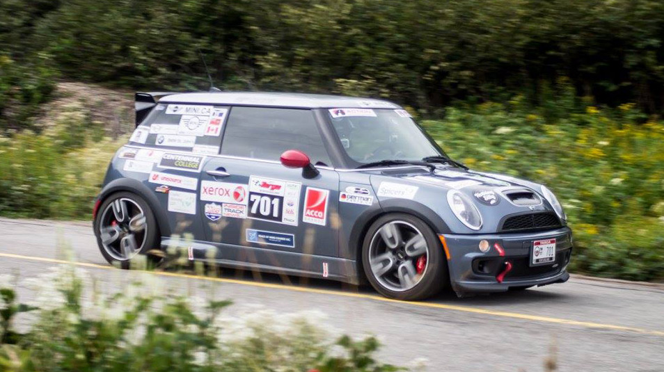 Fantastic Mini Miglia Challenge Car 2005: MINI Motorsports