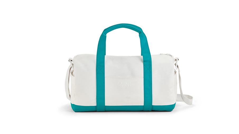MINI Duffle Bag, Colour Block.