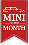 MINI of the Month