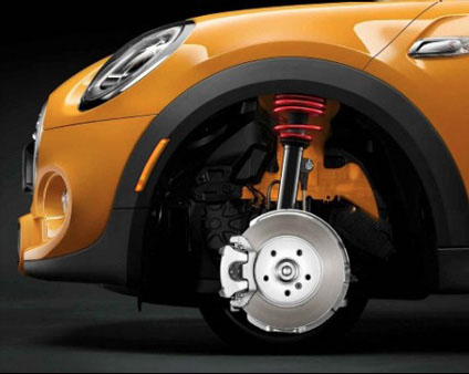 Anti-lock braking system (ABS).